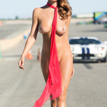 Nude image of Alyssa Arce, Playboy Playmate of the month (3)