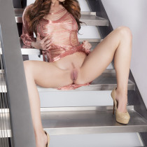 chrissy-marie-nude-stairs-to-heaven-15